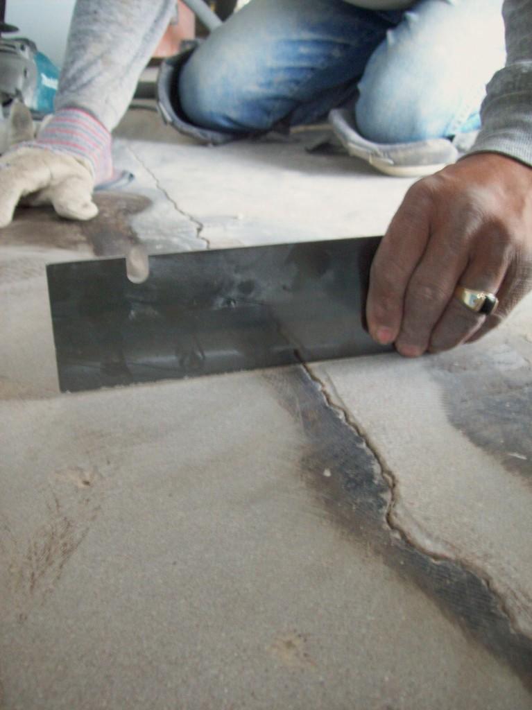 Removing Vinyl Floor From Concrete Homemade Porn