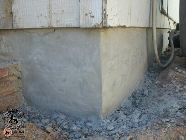 Stem Wall Foundation Repairman Arizona