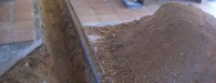Saw cutting concrete demolition services concrete removal, repair, cutting concrete Scottsdale, Paradise Valley Arizona.