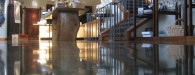 Polishing concrete floors, garage floor grinding and polishing concrete company, garage floors, interior floors, acid stain concrete floor polishing contractors, dyes, sealer, gloss, sheen licensed polishing contractors in Arizona.
