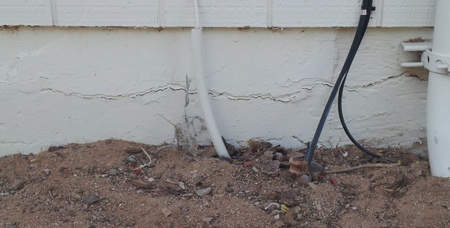 Horizontal cracks and fractures in your foundation stem wall? This could be a very serious problem for your homes equity. Usually these horizontal cracks are a result of the rebar oxidizing. When rebar rusts it grows in volume putting pressure on concrete, at first cracking and given enough time will...